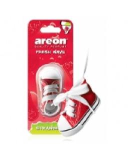 Ароматизатор ботинок AREON Fresh Wave Клубника 704-KED-905