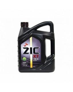 Масло моторное ZIC X7 Diesel 5W30 (синт, дизельное) 6л
