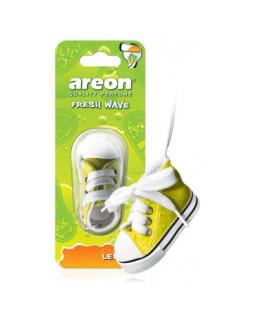 Ароматизатор ботинок AREON Fresh Wave Лимон 704-KED-904