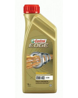 Масло моторное Castrol EDGE 0W40 синт. 1л