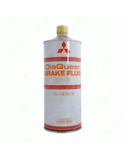 Тормозная жидкость Mitsubishi DQ BF DOT-3 0,5л