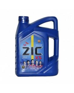 Масло моторное ZIC X5 SAE 10W40 (п/синт бенз) 4л