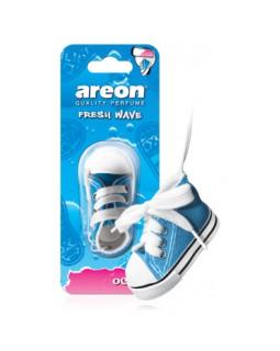 Ароматизатор ботинок AREON Fresh Wave Океан 704-KED-906