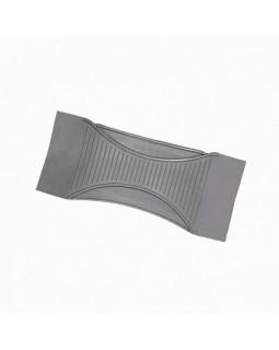 Коврик-перемычка Autoprofi морозост для всех ковров как 5-й предмет в к-т серый MAT-555 GY