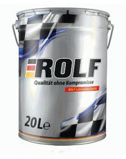 Масло моторное ROLF Dynamic 10W40 полусинтетическое 20л