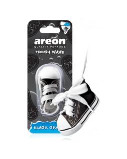 Ароматизатор ботинок AREON Fresh Wave Черный кристал 704-KED-901
