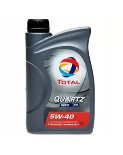 Масло моторное Total Quartz Ineo C3 5W40 1л синтетическое
