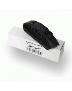 "Адаптер для щетки D ""Side pin"" d. 4.8мм, 6.3мм,6мм Green Star Universal (BMW 3, Volvo S40, VW)"