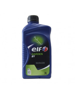 Масло моторное 2-тактное Elf Garden 2T минеральное 1л