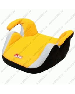 Автокресло (бустер) Весёлый ёжик H-311.org для детей 9 - 36 кг 1 - 12 лет