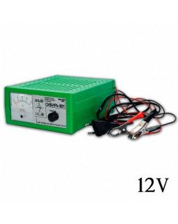Зарядное устройство Сибирь 801 Green Star 0,8-15А (15V)