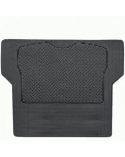 Коврик в багажник 144*110см универсальный Autoprofi ПВХ черный 4шт/уп MAT-300L BK