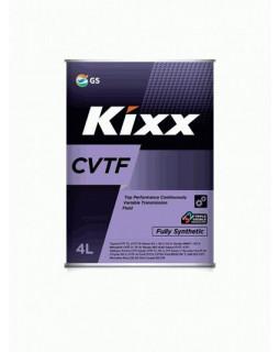 Масло трансмиссионное Kixx CVTF i 4л