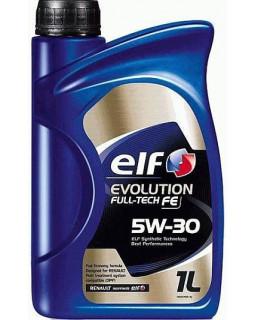 Масло моторное Elf Evolution FULL-TECH FE 5W30 синт 1л синтетическое