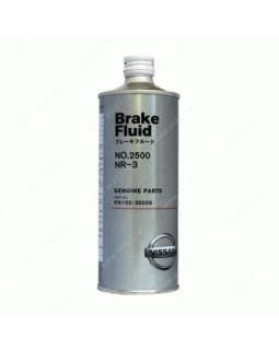 Тормозная жидкость Nissan BF DOT-3 0,5л