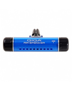 Ароматизатор Eikosha на дефлектор Giga clip Marine squash/морская свежесть Q-5