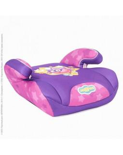 Бустер Ежик фиолетовый для детей 3 - 12 лет
