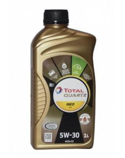 Масло моторное Total Quartz Ineo ECS 5W30 синтетическое 1л