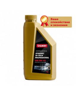 Масло моторное Oilway Dynamic Hi Tech Professional 5W40 синтетическое 1л