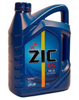 Масло моторное ZIC RV SAE 5W30 (синт диз) 4л