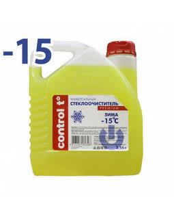 Незамерзающая жидкость Control T -15C 3,55л