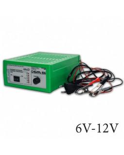 Зарядное устройство Сибирь 806 Green Star 0,4- 6А ( 6V-12V)