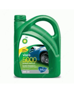 Масло моторное BP Visco 5000 5W30 синт 4л