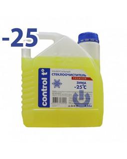 Незамерзающая жидкость Control T -25C 3,55л