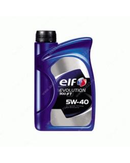 Масло моторное Elf Evolution 900 FT 5W40 синтетическое 1л