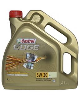 Масло моторное Castrol EDGE 5W30 LL синт 4л