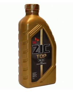 Масло моторное ZIC TOP SAE 5W30 (синт) 1л