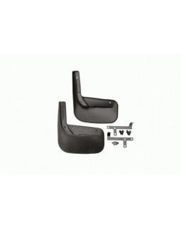 Брызговики черные модель TOYOTA Camry 2014+ сед. задние (к-т 2 шт) Novline NLF.48.60.E10
