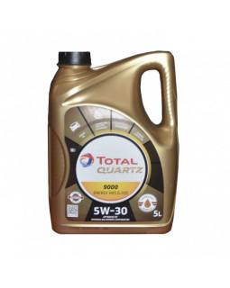Масло моторное Total Quartz 9000 Energy HKS G-310 5W30 синтетическое 5л