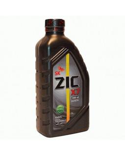 Масло моторное ZIC X7 Diesel 10W40 (п/с дизельное) 1л