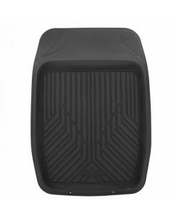 Коврик-ванночка для переднего ряда 48*69 1 предмет Autoprofi Groove черный (TER-150f BK)