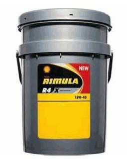 Масло моторное Shell Rimula R4 X 15W40 минеральное 20л