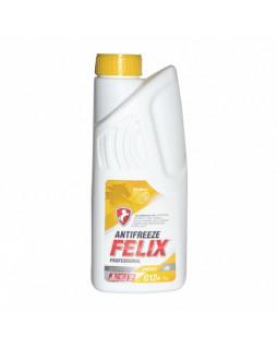 Антифриз FELIX Energy 1кг G12+ желтый