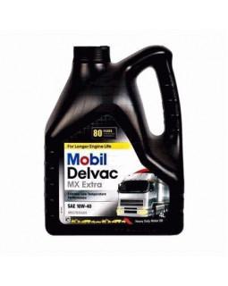 Масло моторное Mobil Delvac MX Extra 10W40 п/с 4л