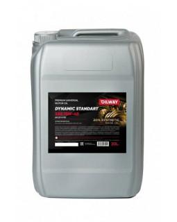 Масло моторное Oilway Dynamic Standart 15W40 минеральное 20л
