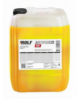 Антифриз ROLF HD 20л (желтый)
