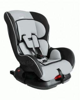 """Детское кресло SIGER """"Наутилус ISOFIX"""" серый (0-18 кг) 0-4 лет группа 0+/1 KRES0195"""